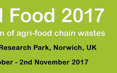 "Total Food 2017 ""Exploitation of agri-food chain wastes"""