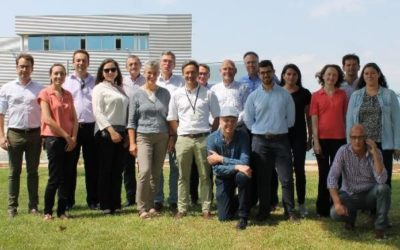 Second general assembly of the Green Protein consortium. This time in Murcia (Spain)